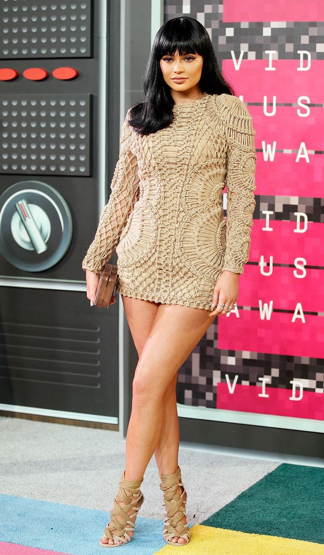 रिअलिटी टीव्ही स्टार जेनर 2015 MTV Video Music Awards पुरस्कार सोहळ्यात.(फोटो सौजन्य- Reuters)