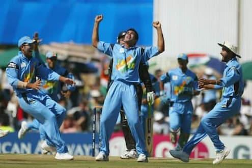 फक्त एक खेळाडू सोडून 2003 वर्ल्ड कपची 'टीम इंडिया' निवृत्त