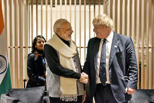 ब्रिटनने भारताचं निमंत्रण स्वीकारलं, बोरिस जॉन्सन 26 जानेवारीला मुख्य पाहुणे