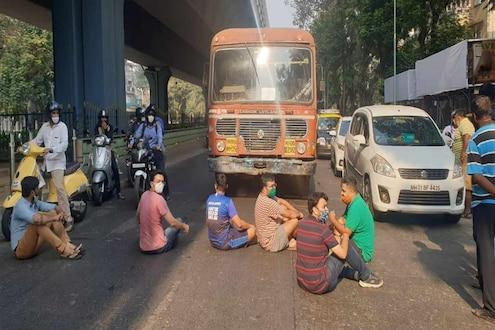 ट्रॅफिक पोलिसांच्या विरोधात मुंबईकर उतरले रस्त्यावर, नेमकं काय आहे प्रकरण?