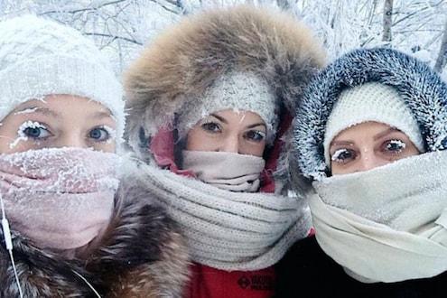 थंडा थंडा कूल 'स्कूल': या देशात -50 डिग्री सेल्सियस तापमानातही विद्यार्थी जातात शाळेत