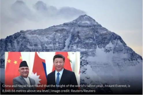 खरंच एव्हरेस्टची उंची वाढली आहे का? नेपाळ-चीनने दिलं एकत्रित निवेदन, पण भारताची चिंता वाढली
