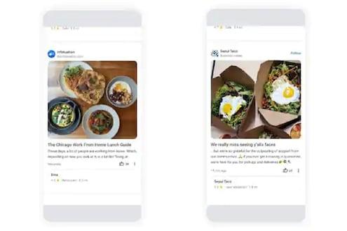 google map मध्ये आता Community Feeds; काय आहे त्याचा फायदा पाहा