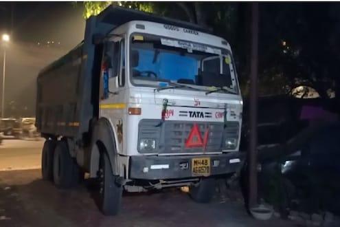 मुंबईत भीषण अपघात, डंपर चालकाने पोलीस कर्मचाऱ्याला चिरडले