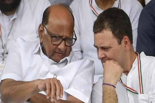 शेतकऱ्यांच्या प्रश्नावर दबाव वाढला, शरद पवार आणि राहुल गांधींसह 5 नेते राष्ट्रपतींना भेटणार