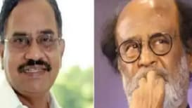 सुपरस्टार रजनीकांत ज्यांचा सल्ला ऐकतो ते तमिलरुवी मणीयन कोण आहेत?