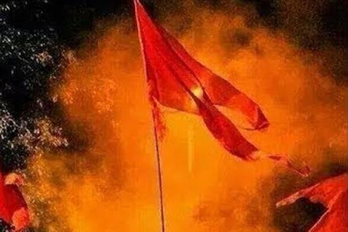 धुळ्यानंतर रायगडमध्ये शिवसेनेनं उधळला विजयाचा गुलाल, ग्रामपंचायतीवर भगवा झेंडा!