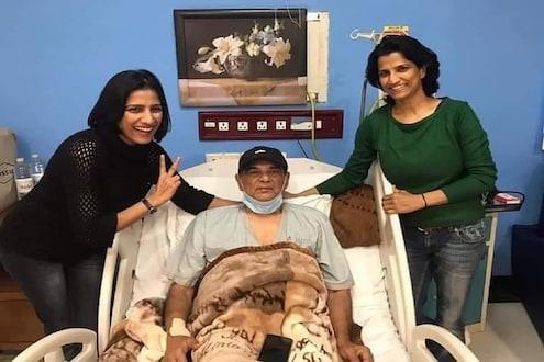 सुशांत सिंह राजपूतच्या वडिलांची तब्येत बिघडली; रुग्णालयात उपचार सुरू