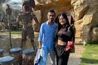 युजवेंद्र चहल आणि धनश्रीचे दुबईमधले चकचकीत Honeymoon PHOTO