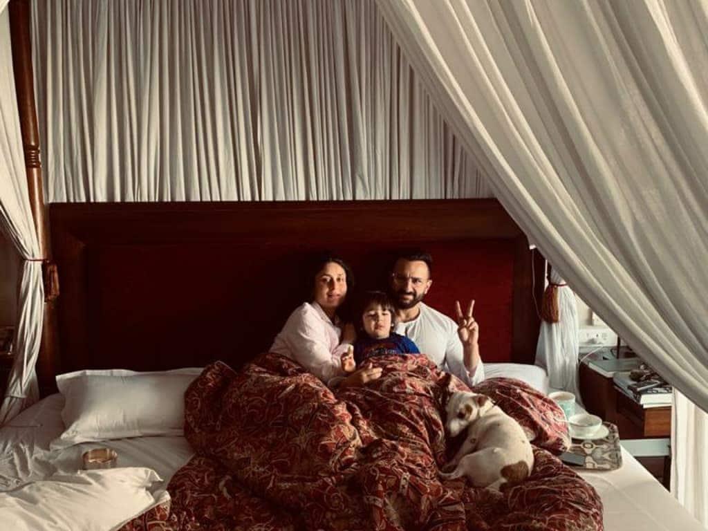 करिनाने शेअर केलेल्या नव्या घराच्या फोटोवर चाहत्यांसह अनेक सेलिब्रिटींच्या प्रतिक्रिया येत असून तिला नव्या घरासाठी शुभेच्छा देण्यात येत आहेत. (Photo Credit- @kareenakapoorkhan/Instagram)