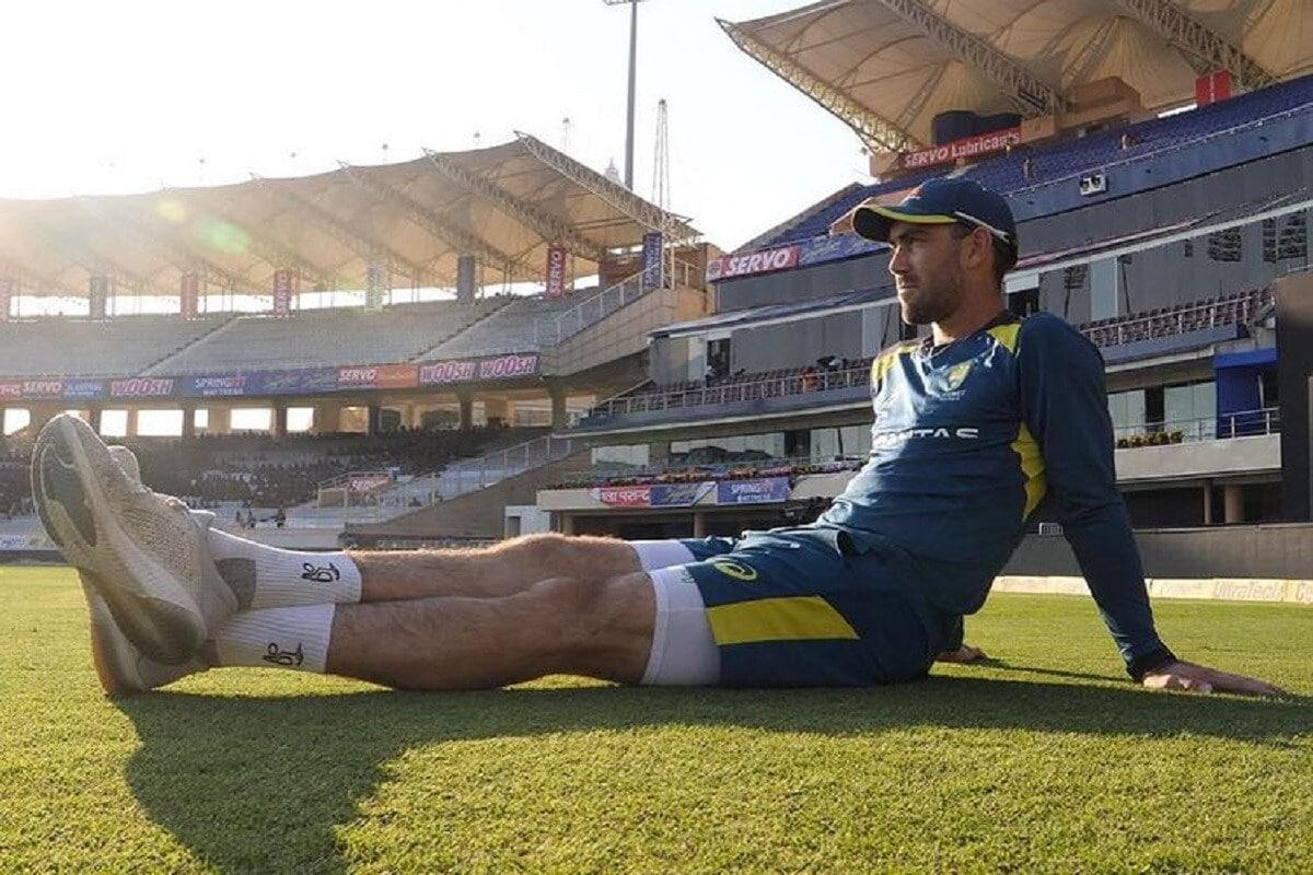 भारताविरुद्धच्या टेस्ट सीरिजमध्ये कांगारूंची मधली फळी अपयशी ठरली असली तरी मॅक्सवेलला टेस्ट टीममध्ये पुनरागमनाची अपेक्षा नाही. (Photo- Maxwell Instagram)