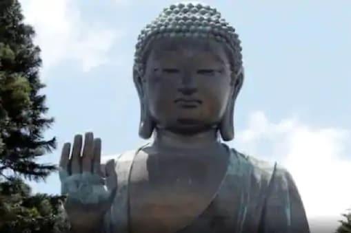 Buddhas tallest statue