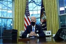 अध्यक्ष होताच जो बायडेन लागले कामाला, ट्रम्प यांचे 'हे' मोठे निर्णय रद्द!