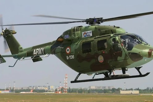 BREAKING : जम्मू-काश्मीरमध्ये भारतीय सैन्याचं हेलिकॉप्टर क्रॅश;  Lt Col रिशब शर्मा यांचा मृत्यू, एकजण व्हेंटिलेटरवर