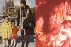 आईच्या आठवणीत अमेरिकेच्या उपाध्यक्षा कमला हॅरिस झाल्या भावुक; PHOTOS केले शेअर