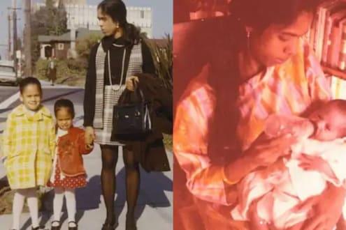 आईच्या आठवणीत अमेरिकेच्या उपाध्यक्षा कमला हॅरिस झाल्या भावुक; PHOTOS शेअर करुन व्यक्त केली भावना