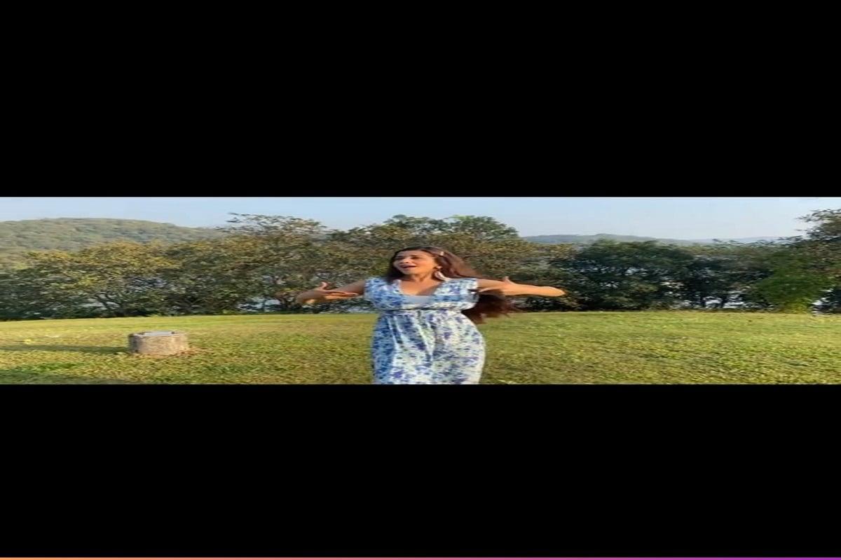 ही लोकप्रिय नटी पतीसह थिरकली शाहरुखच्या गाण्यांवर, पाहा VIRAL VIDEO