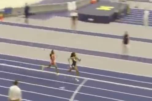 हरता हरता विजयाला गवसणी, अखेरच्या क्षणाला तिनं कशी पलटवली बाजी पाहा Video