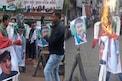 Gujarat Election:पराभवानं काँग्रेस कार्यकर्ते भडकले, पक्षाच्या कार्यालयात तोडफोड