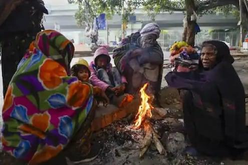 अरे बापरे! थंडीपासून बचावासाठी 500 रुपयांच्या नोटा जाळल्या; पाहणारे तर चक्रावलेच!
