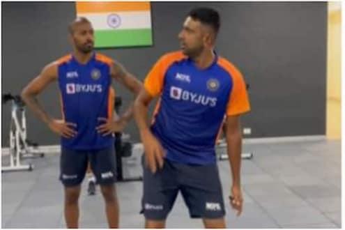 Vaathi Coming: 'मास्टर' अश्विनसोबत टीम इंडियाच्या खेळाडूंचा भन्नाट डान्स, पाहा VIDEO