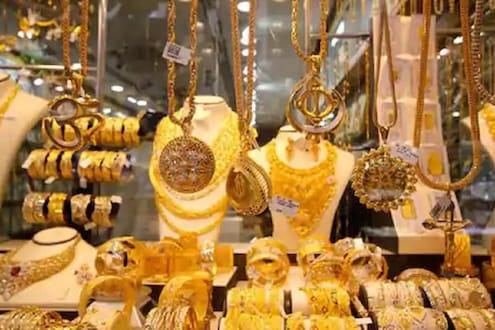 Gold Price Today: सोने-चांदी दरात पुन्हा घसरण; पाहा आजचा लेटेस्ट गोल्ड रेट