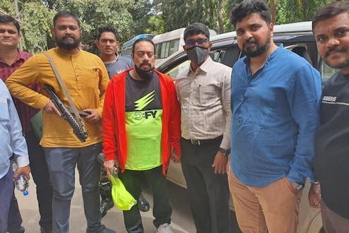गँगस्टर रवी पुजारीचा खरा फोटो आला समोर, मुंबई पोलिसांनी केली अटक