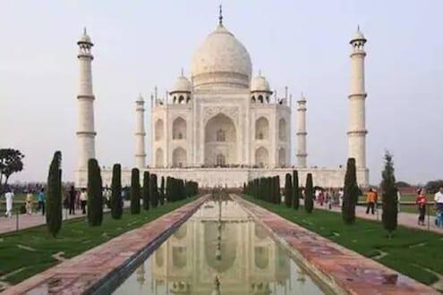 ताजमहालमध्ये बॉम्ब ठेवल्याची सूचना, चौकशीनंतर 'हे' सत्य आलं समोर