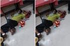 औरंगाबादमध्ये कोरोना रुग्णांची हेळसांड; बेड मिळत नसल्याने जमिनीवर उपचार