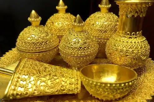 Gold Price Today: सोन्याच्या दराची 50 हजाराकडे वाटचाल, जाणून घ्या लेटेस्ट भाव