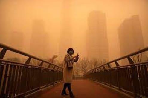 Explainer : चीनवर घोंघावतंय का घोंघावतंय पिवळं विनाशकारी वादळ? दशकातलं सर्वांत भयंकर थैमान