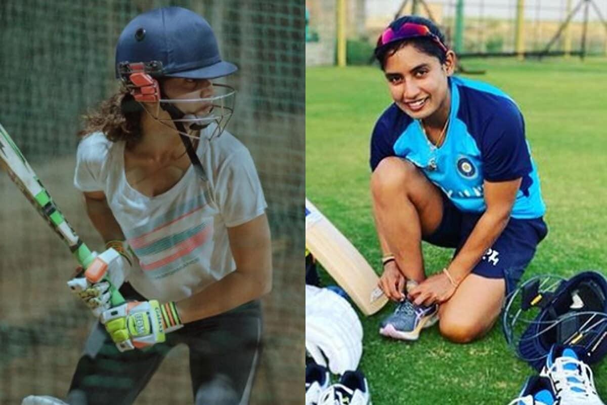 जगातली दिग्गज महिला क्रिकेटपटू मिताली राज (Mithali Raj) हिच्या जीवनावर आधारित बायोपिक 'शाबास मिठ्ठू'च्या शूटिंगला सुरूवात झाली आहे. या चित्रपटात अभिनेत्री तापसी पन्नू (Tapasi Pannu) मुख्य भूमिकेत दिसणार आहे.