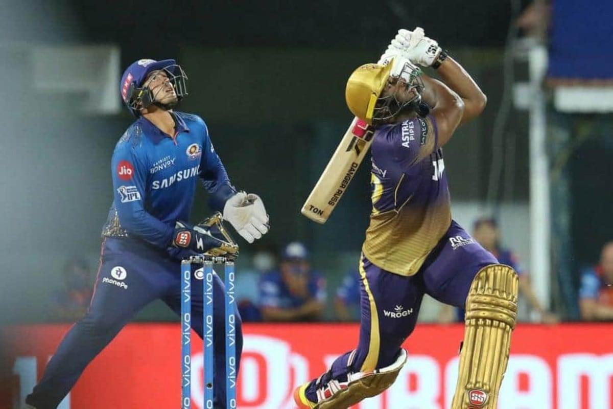 IPL 2021: शाहरुख खानच्या नाराजीवर आंद्रे रसेलनं दिलं उत्तर, म्हणाला...