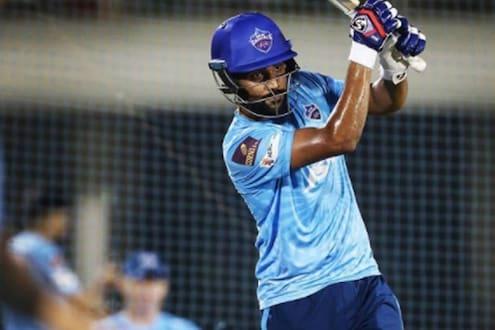 IPL 2021: 2 वेळा सलग 6 सिक्स, 40 ओव्हरमध्ये 200 रन करणारा 'हा' आहे पंतचा नवा साथीदार