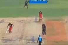 IPL 2021 : KKR चं चाललंय काय? संधी असूनही रसेलने रन आऊट केलं नाही, VIDEO