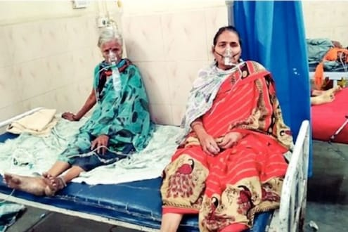 नागपूरची आरोग्य यंत्रणा कोलमडली; कोव्हिड पॉझिटिव्ह आणि संशयित रुग्णांना एकाच बेडवर उपचार