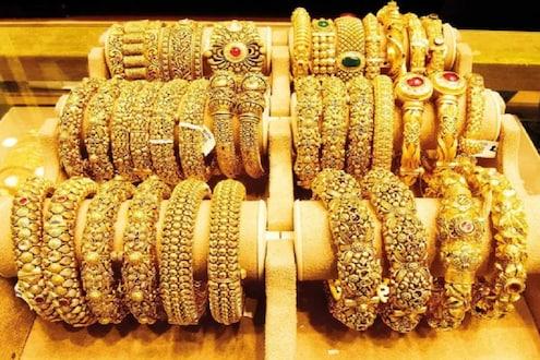 Gold Price Today: सोन्याच्या किमतीत वाढ तर चांदीचे दर घसरले, तपासा काय आहेत आजचे भाव