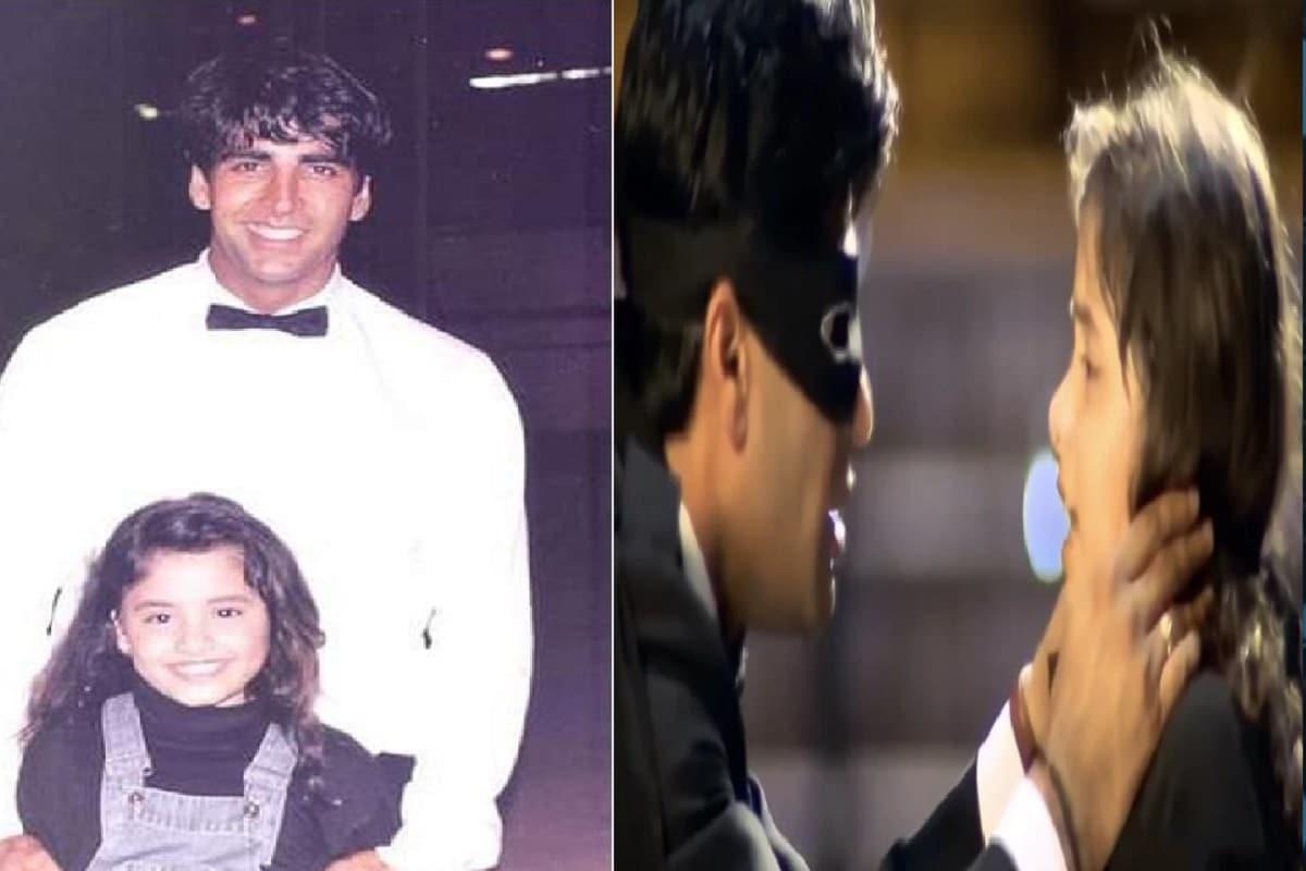 'हेरा फेरी' या चित्रपटात परेश रावल, अक्षय कुमार आणि सुनील शेट्टीयांच्यासह आणखी एका छोट्या मुलीच्या अभिनयाने सर्वांचं लक्ष वेधलं होतं. जिला किडनॅप करण्यात आलं होतं.