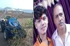 पाडव्याला खरेदी केलेला ट्रॅक्टर ठरला पिता-पुत्राचा कर्दनकाळ,अपघातात मृत्यू