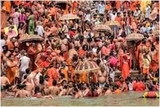 Kumbh Mela 2021: नियमांचा फज्जा, कुंभमेळ्यातील 102 जणांचे अहवाल कोरोना पॉझिटिव्ह