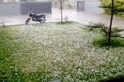 VIDEO: तुफान गारपीट, पिंपरी-चिंचवडमध्ये रस्ते झाले शुभ्र! राज्यभर अवकाळी