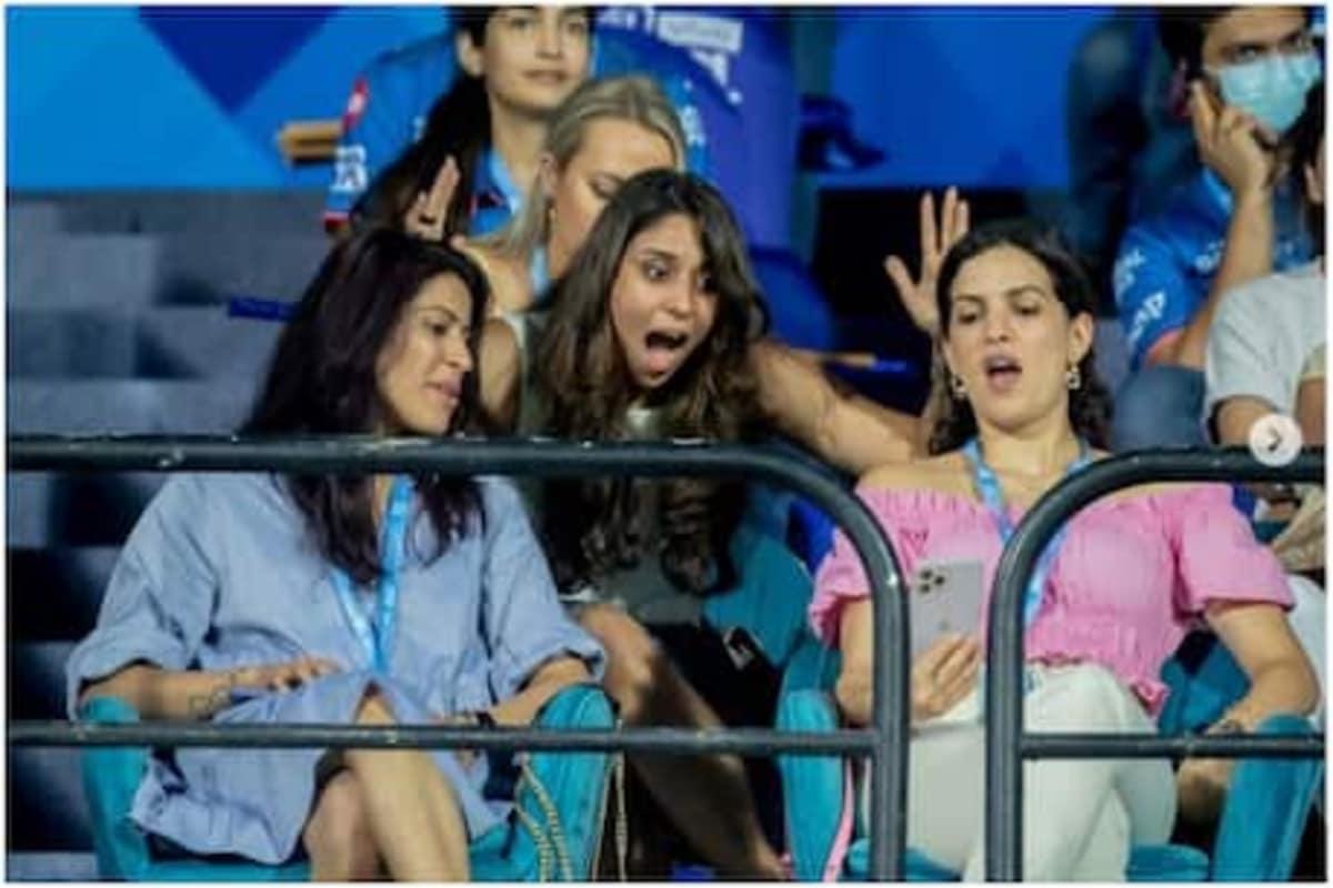 IPL 2021 : मुंबई-कोलकाता मॅचवेळी रितीका-नताशा का झाल्या हैराण?, समोर आलं कारण