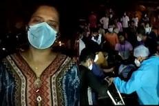 Virar Fire: 'माझी बरी होत आलेली आई गेली हो...', मुलीचा मन हेलावून टाकणारा VIDEO