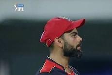 IPL 2021: विराट कोहलीला आदळाआपट भोवली! मॅच रेफ्रींनी घेतली गंभीर दखल