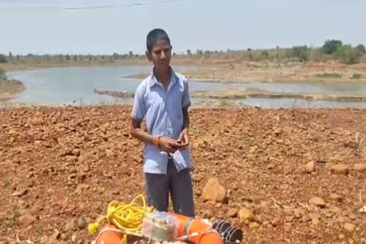 POSITIVE NEWS: महाराष्ट्राच्या ग्रामीण भागातील विद्यार्थ्याची कमाल