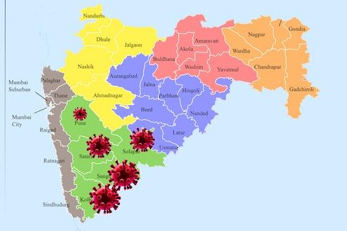 Corona Update: पश्चिम महाराष्ट्राने चिंता वाढवली, राज्यातील कोरोनाचा मृत्यूदर कोल्हापुरात सर्वाधिक