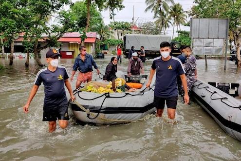 Explained: 1999मध्ये 10000 मृत्यू, 2021 मध्ये आकडा कित्येक पटींनी कमी; Cyclonesशी भारताचा असा लढा