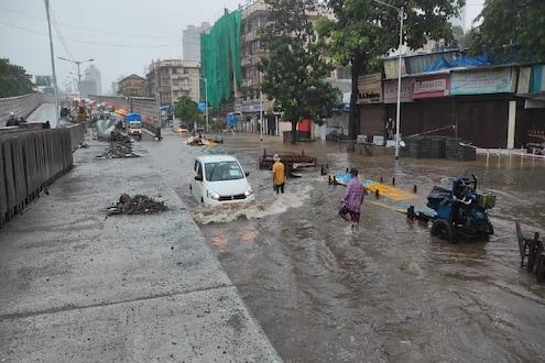 Alert: मुंबईत हवामान खात्याचा नवा इशारा; पुढचे काही तास तुफान वाऱ्यासह अतिमुसळधार पाऊस पडणार
