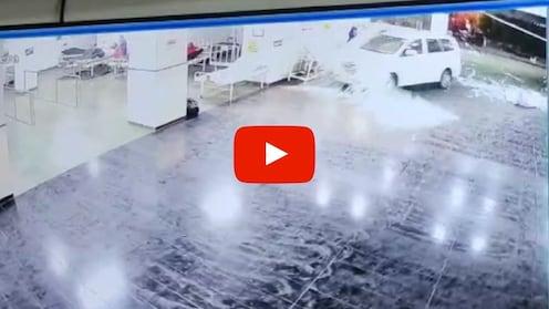 नाशकातील बिटको रुग्णालयात नगरसेविकेच्या पतीचा राडा; पाहा EXCLUSIVE VIDEO