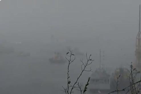 Cyclone Tauktae चा तडाखा, मुंबईच्या समुद्रात जहाज बुडालं, 140 जणांना वाचवलं ; 170 बेपत्ता
